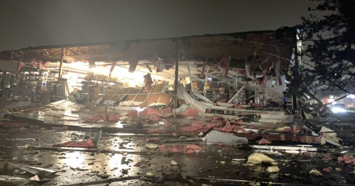 竜巻の原因'大きな被害'スーフォールズ