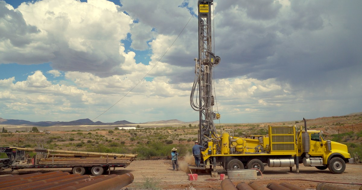 Draining Arizona: Residents say corporate mega-farms are drying up their wells - NBC News