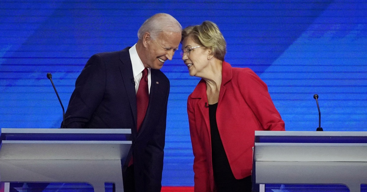 Full transcript: Democratic debate in Houston
