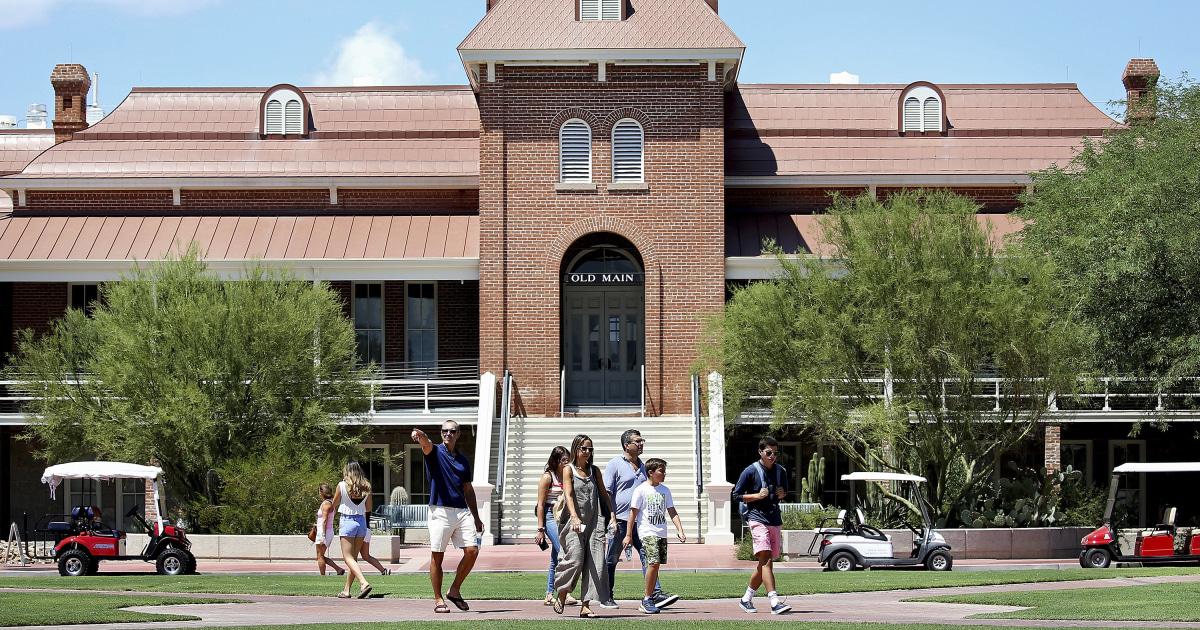 2 ditangkap dalam serangan rasis di hitam mahasiswa di University of Arizona