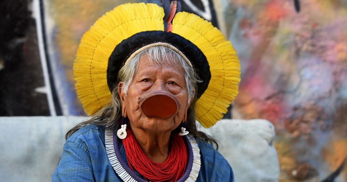 Amazon長を守るための熱帯多雨林しているノーベル賞を受賞