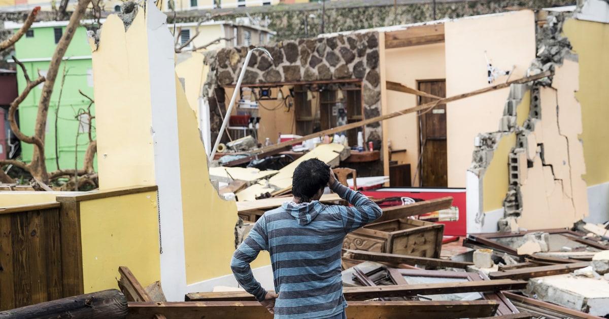 Νέο έλεγχος δείχνει διαφορά στο Πουέρτο Ρίκο τυφώνα ενίσχυση