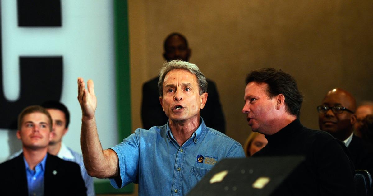 Zweite widerrechtliche Tötung Klage eingereicht gegen Demokratische Spender Ed Buck