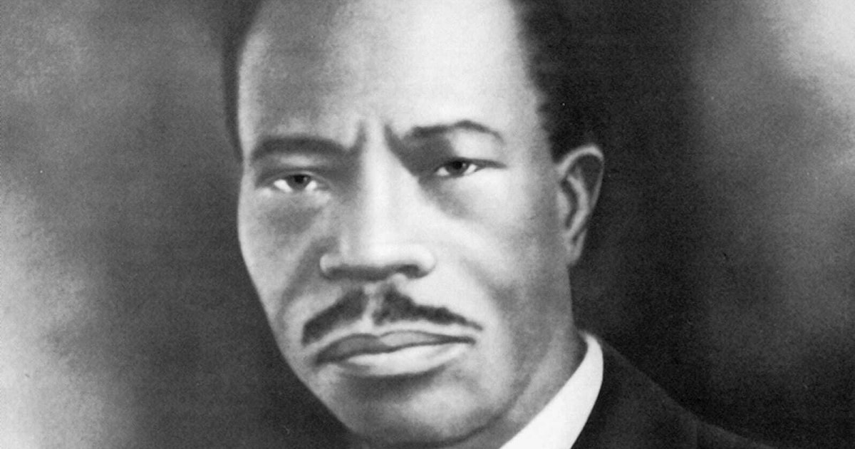 Bishop Mason: Created largest black sect