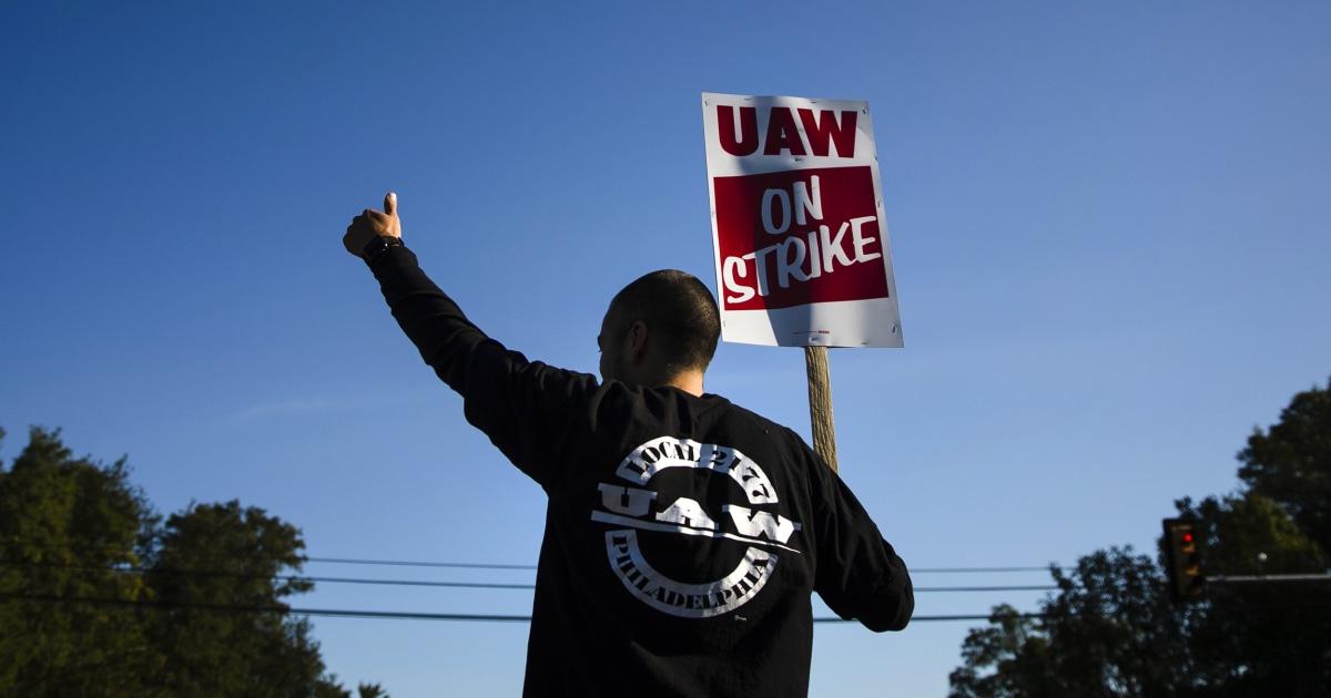 General Motors, United Auto Workers einigen sich auf vorläufigen deal zu Ende-vier-Wochen-Streik