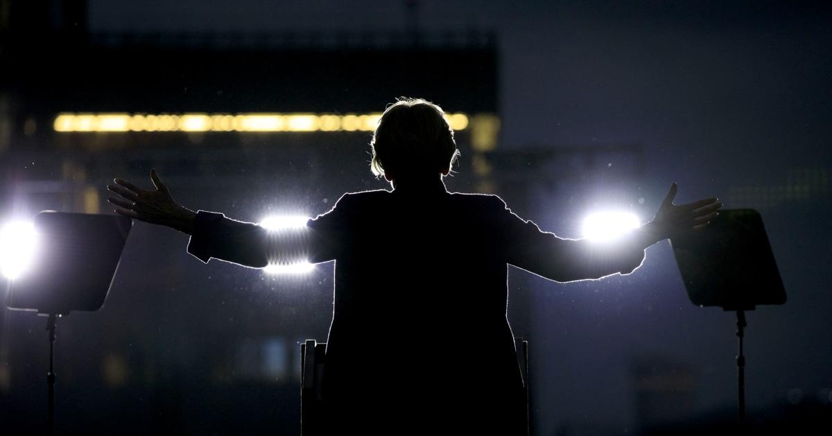 NBC/WSJ-Umfrage zeigt sowohl Biden und Warren building gewaltige Koalitionen