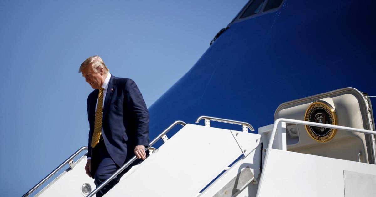 Trump sagt, er erzählte Mnuchin zu 'wesentlichen Erhöhung' Sanktionen gegen Iran