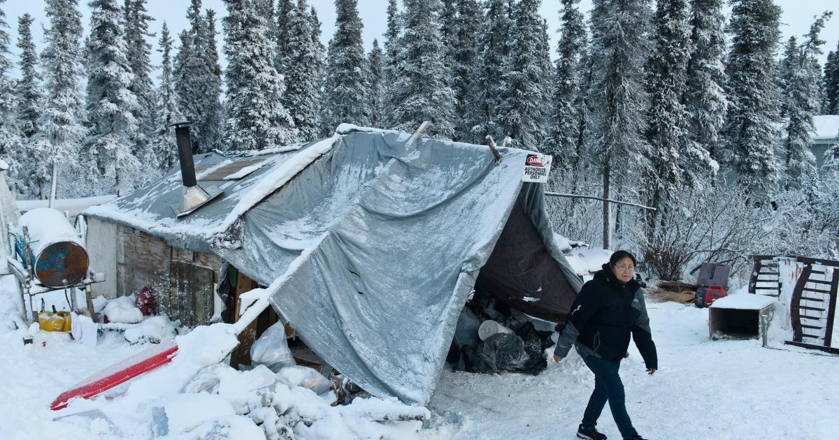 ホームレスサービスアラスカの顔は不確実な将来の状態削減