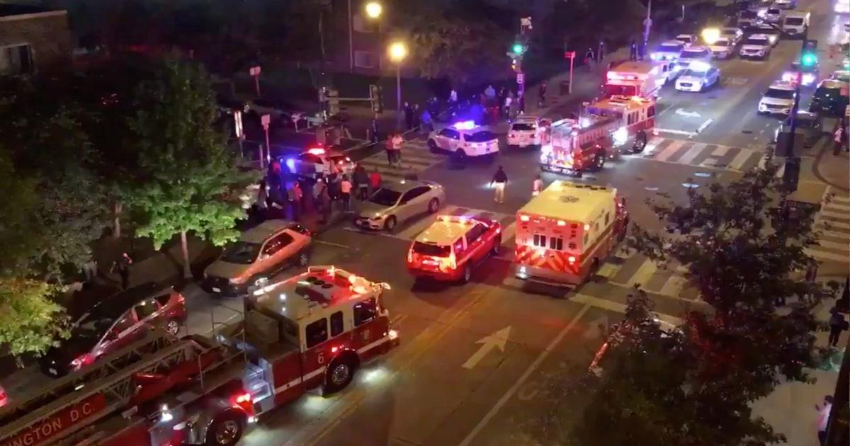 1 tewas, 5 terluka dalam penembakan di Washington, D. c.