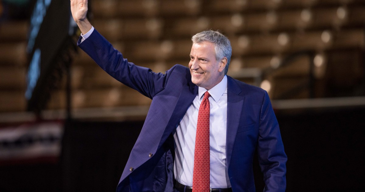 Mayor Bill de Blasio Why I'm ending my 2020 presidential campaign — and what I promise to do next