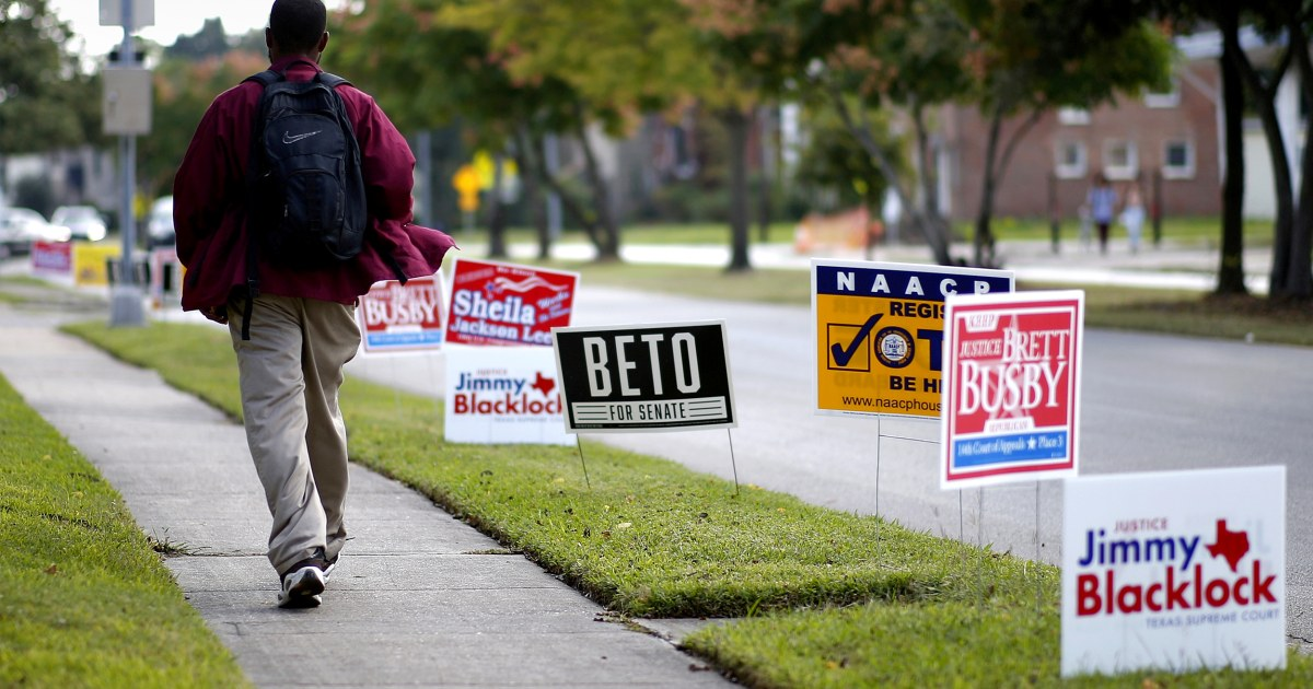 テキサス州の共和党の強化を第三者候補として見通しが厳しく2020年のレース織機