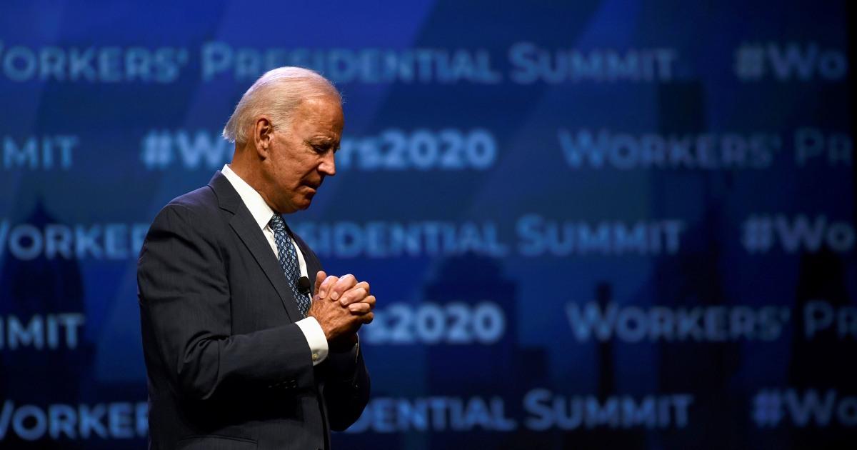 Bidenの新しい倫理計画のための公私費外選挙
