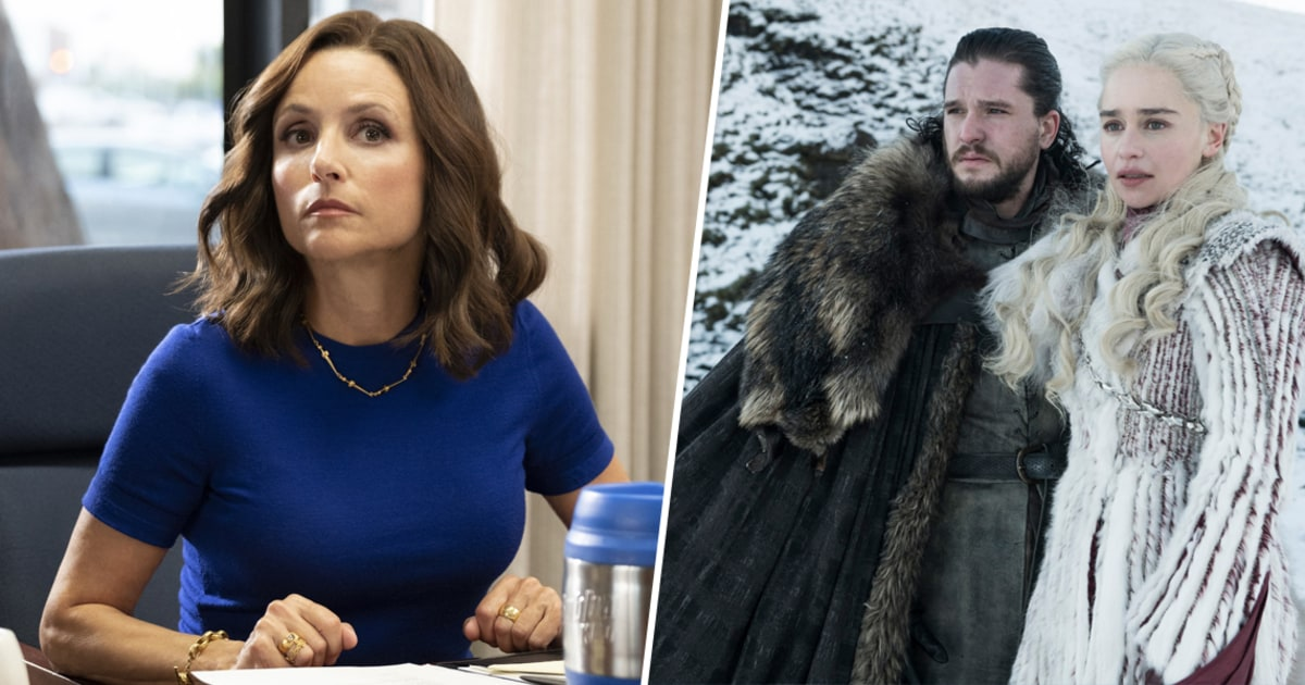 'Thrones' and 'Veep' eye farewell wins, and other Emmy Awards storylines