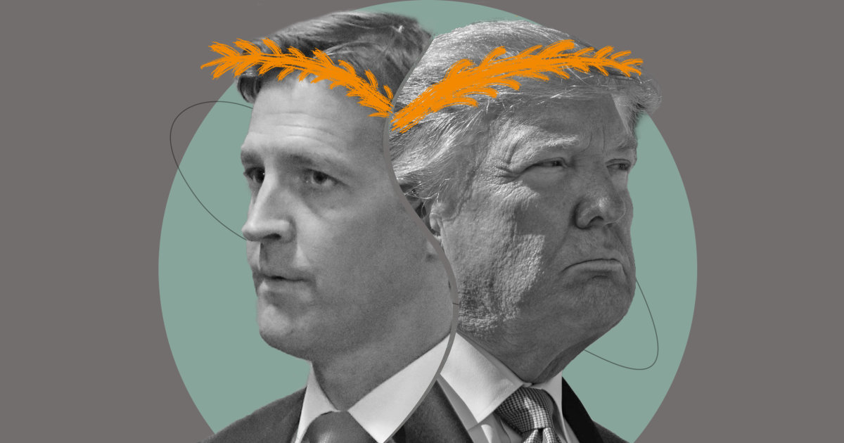 Ben Sasse, Trump, and the sadly predictable death of the GOP resistance
