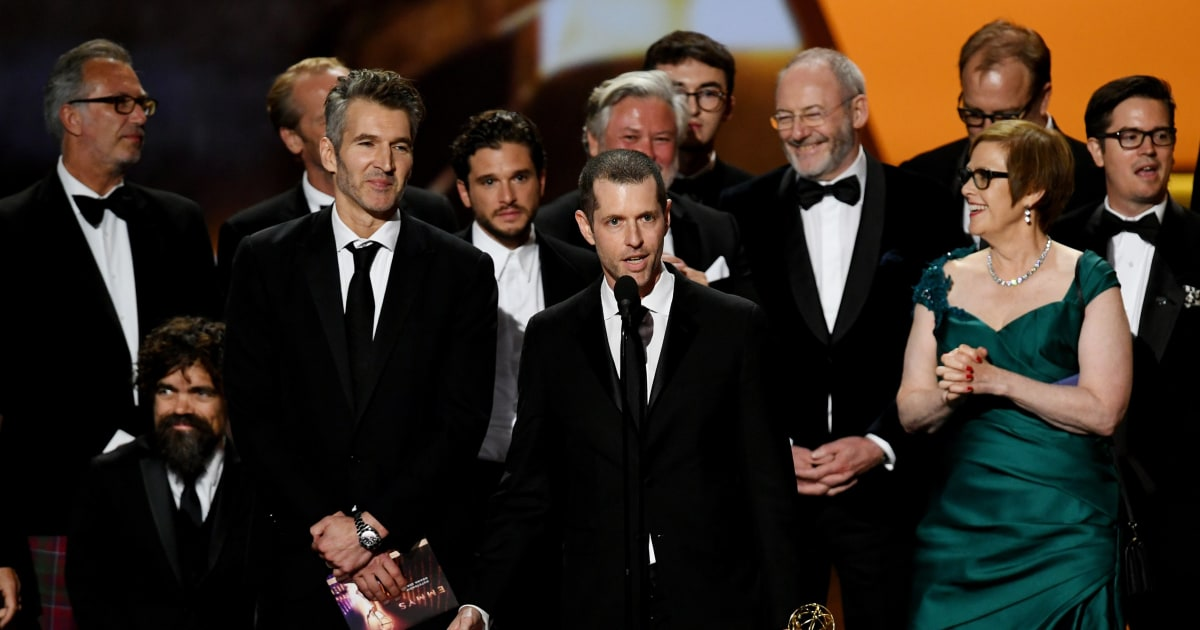 の完全なリストは2019年度エミー賞受賞者