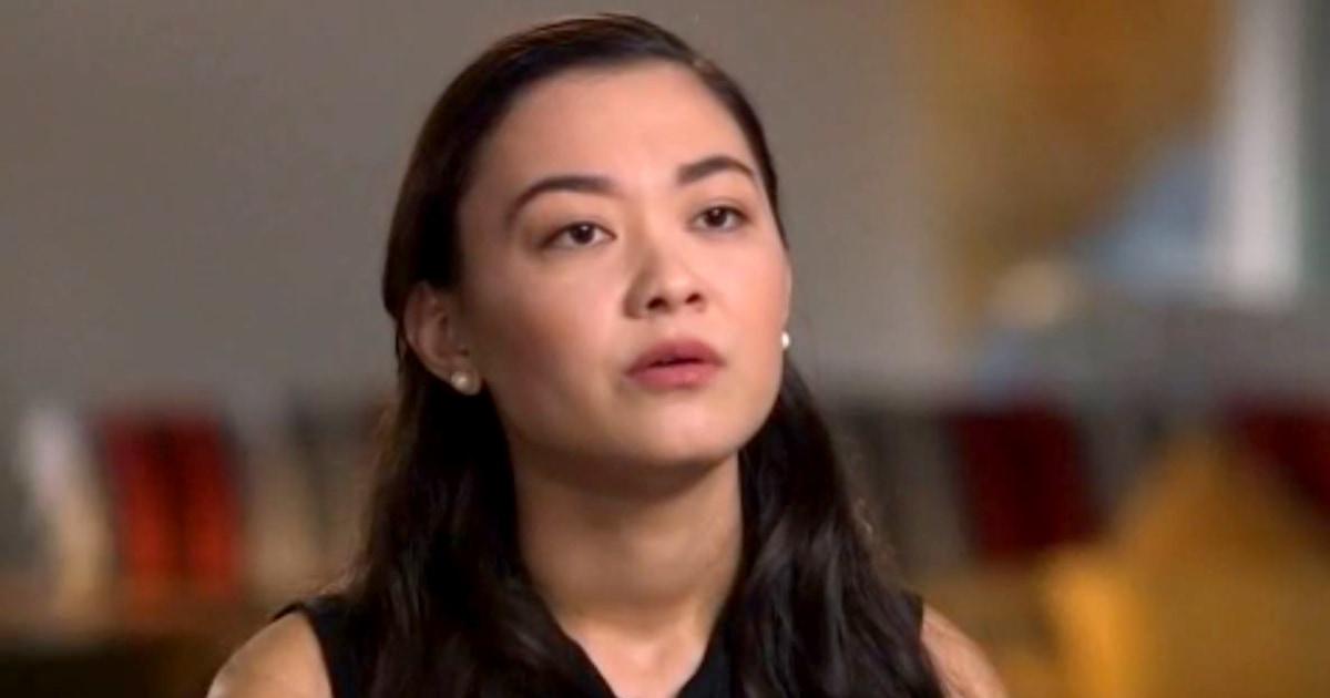 Chanel Miller, Frau sexuell angegriffen von Brock Turner, spricht im ersten interview