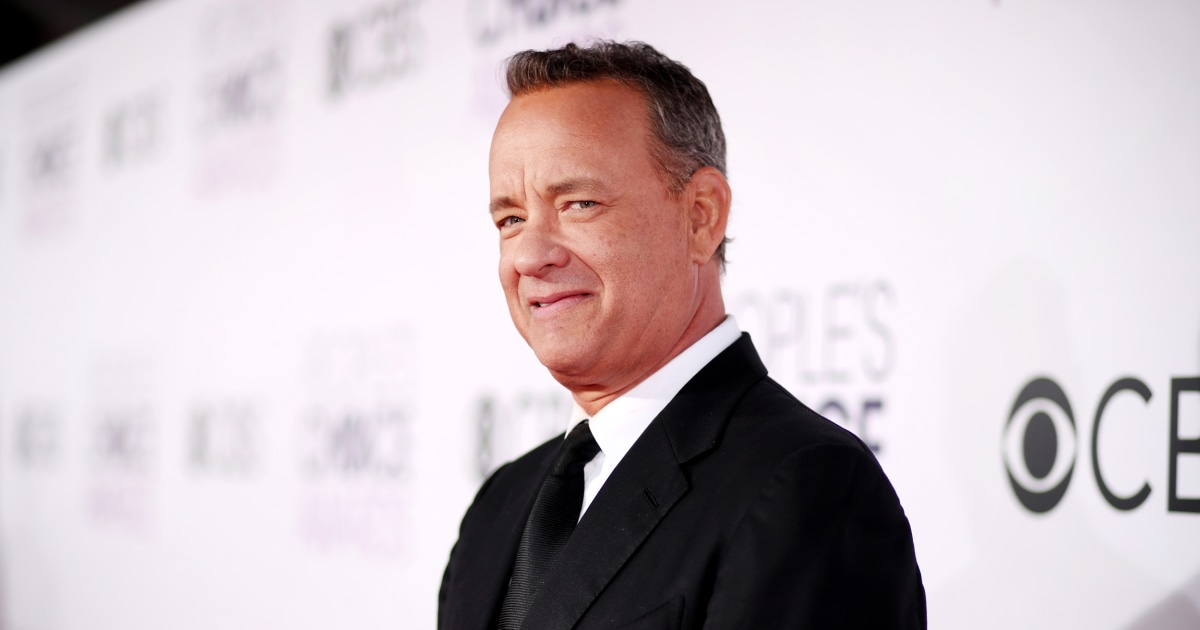 Tom Hanks erhält Ehrendoktorwürde der griechischen Staatsbürgerschaft