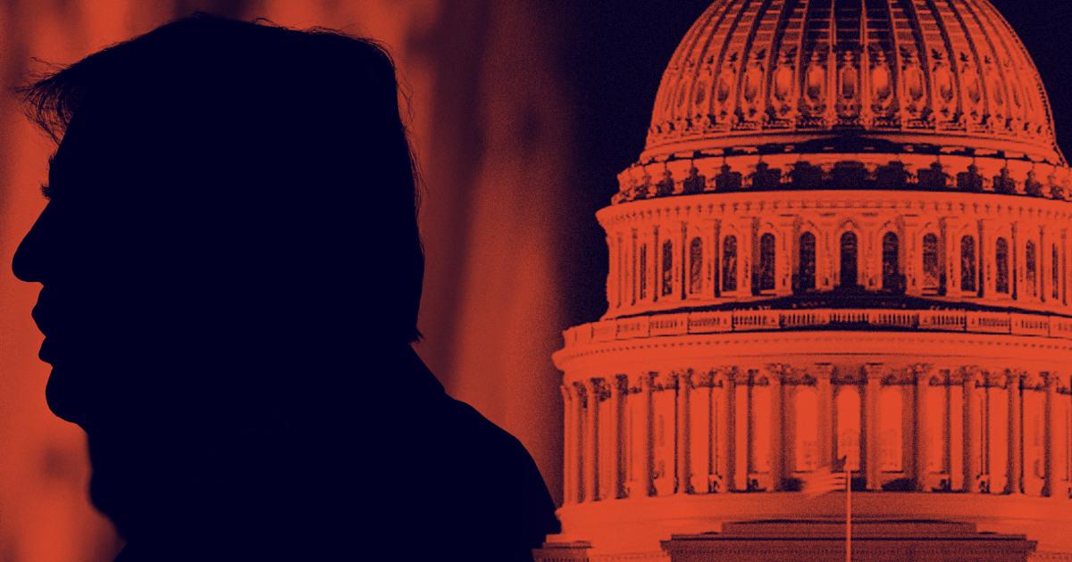 'を参考にしています。': トランプの吹き上impeachment押し