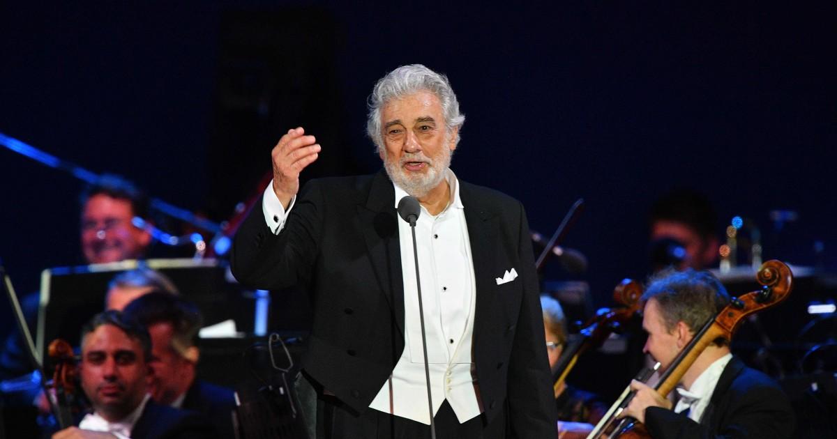 Domingo menarik diri dari Bertemu Opera setelah tuduhan pelecehan seksual