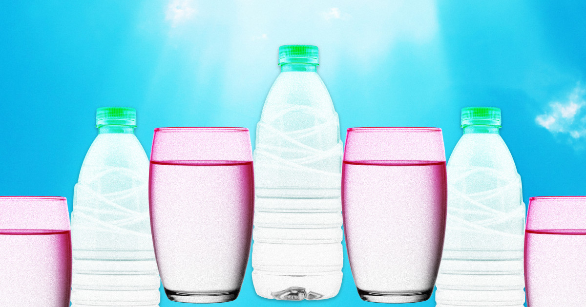 Mengapa air keran lebih baik untuk tubuh anda dan dompet anda