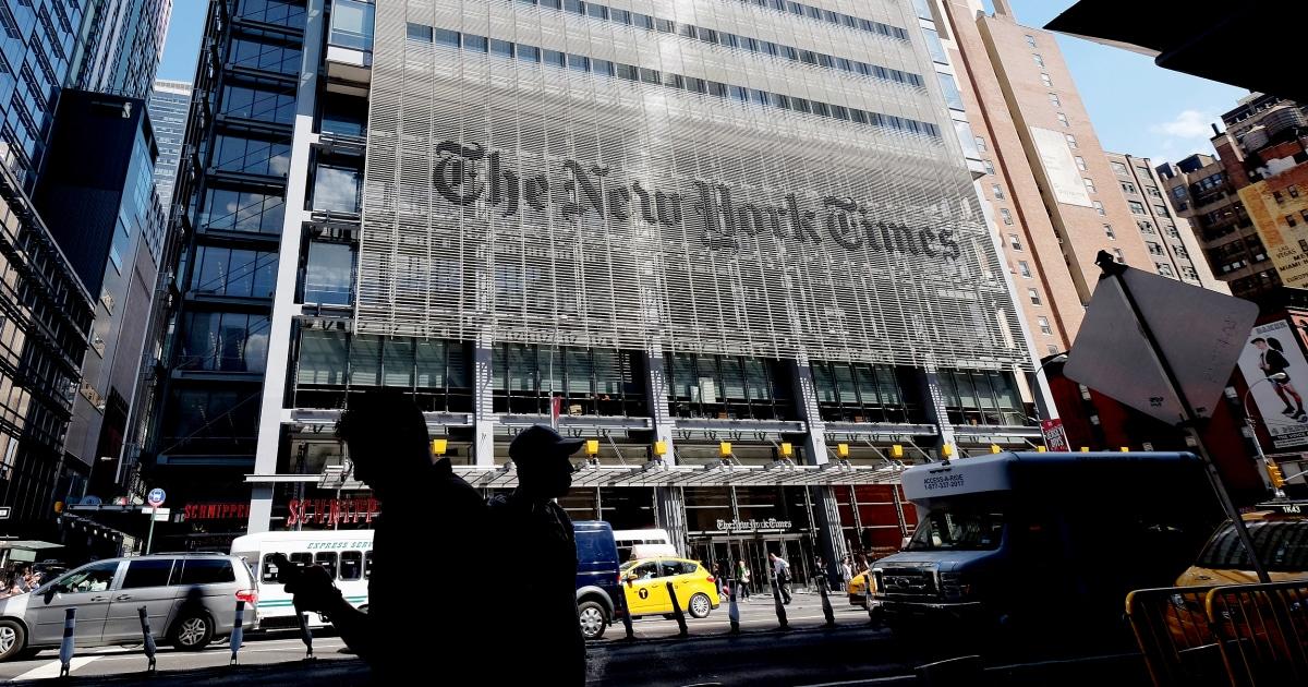 Φλώριδα county πλάτες Ατού, αρνείται να φέρει New York Times στη βιβλιοθήκη υπολογιστές