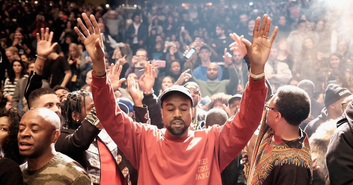 Kanye West s neues album testet die Grenzen seiner Genialität. Schreiben Sie nicht aus noch.