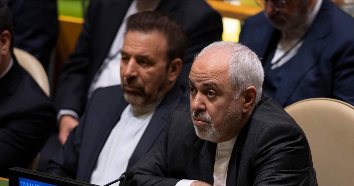 イランの少米国発着信規制