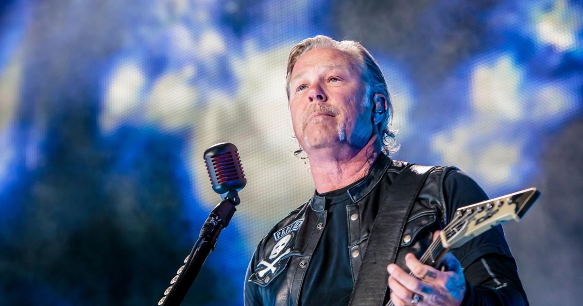 Metallica James Hetfield μπαίνει σε κέντρο αποτοξίνωσης; ημερομηνίες της περιοδείας ακυρώθηκε