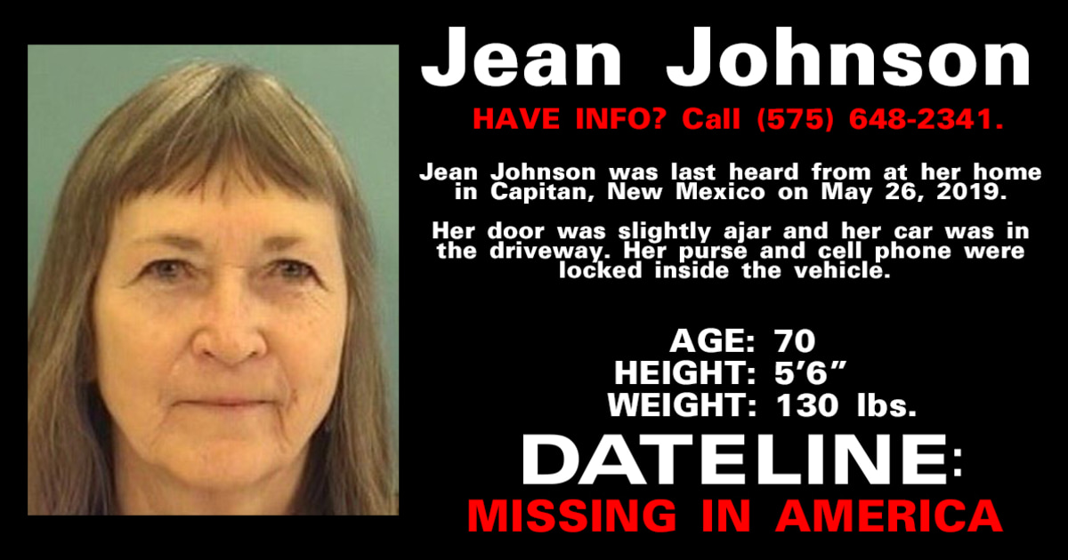 Daughter still searching for New Mexico mother who vanished four months ago
