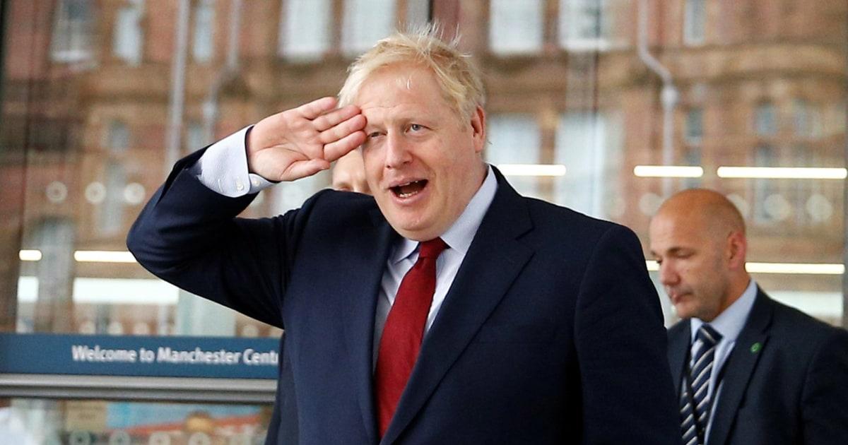 Sebagai Brexit endgame mendekati, Boris Johnson menekan suara pitting orang lawan Parlemen