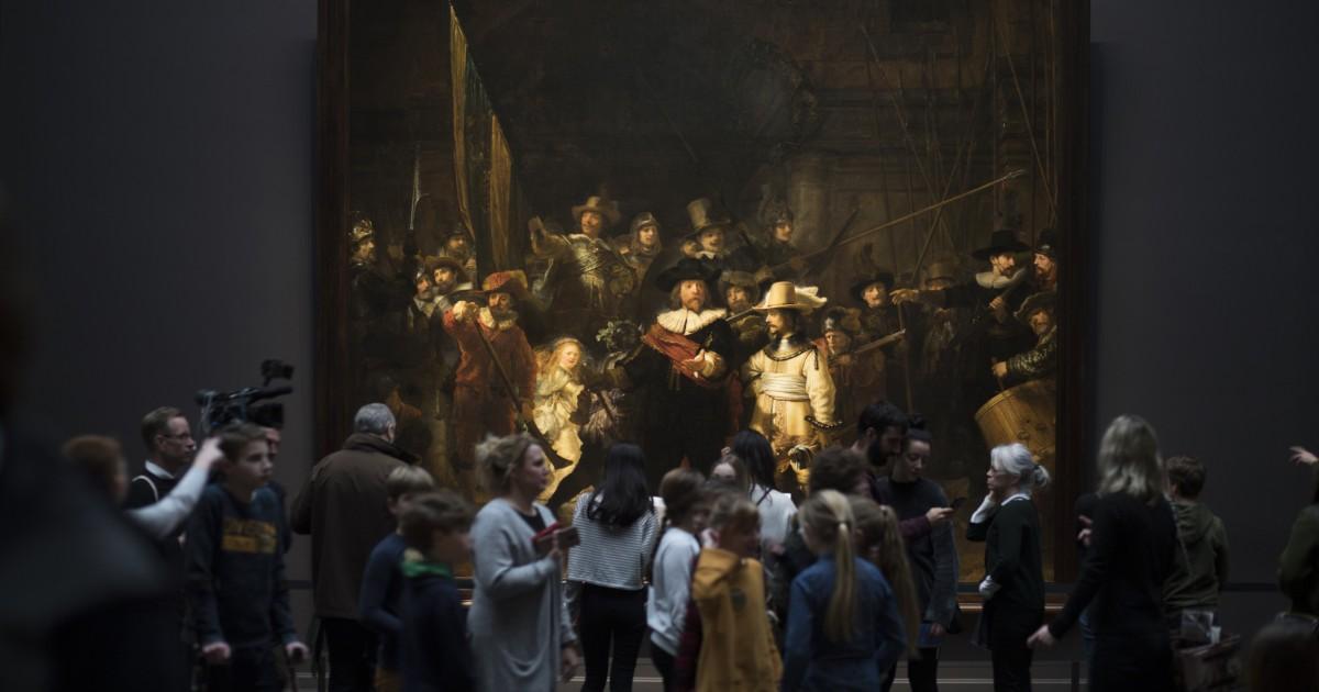 Rembrandt starb vor 350 Jahren. Seine Lektion auf selfies ist ewig.