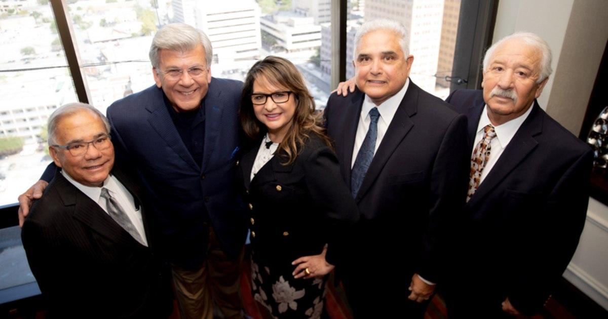 Fünf bahnbrechende Latino CEOs teilen Ihre Ratschläge für den Erfolg