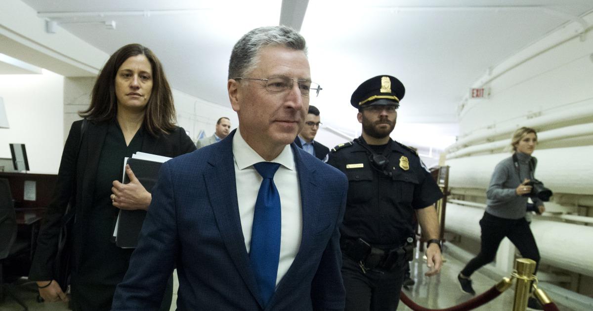 Πρεσβευτές ώθησε την Ουκρανία να ερευνήσει ως προϋπόθεση για το Λευκό Οίκο επίσκεψη, κείμενα δείχνουν