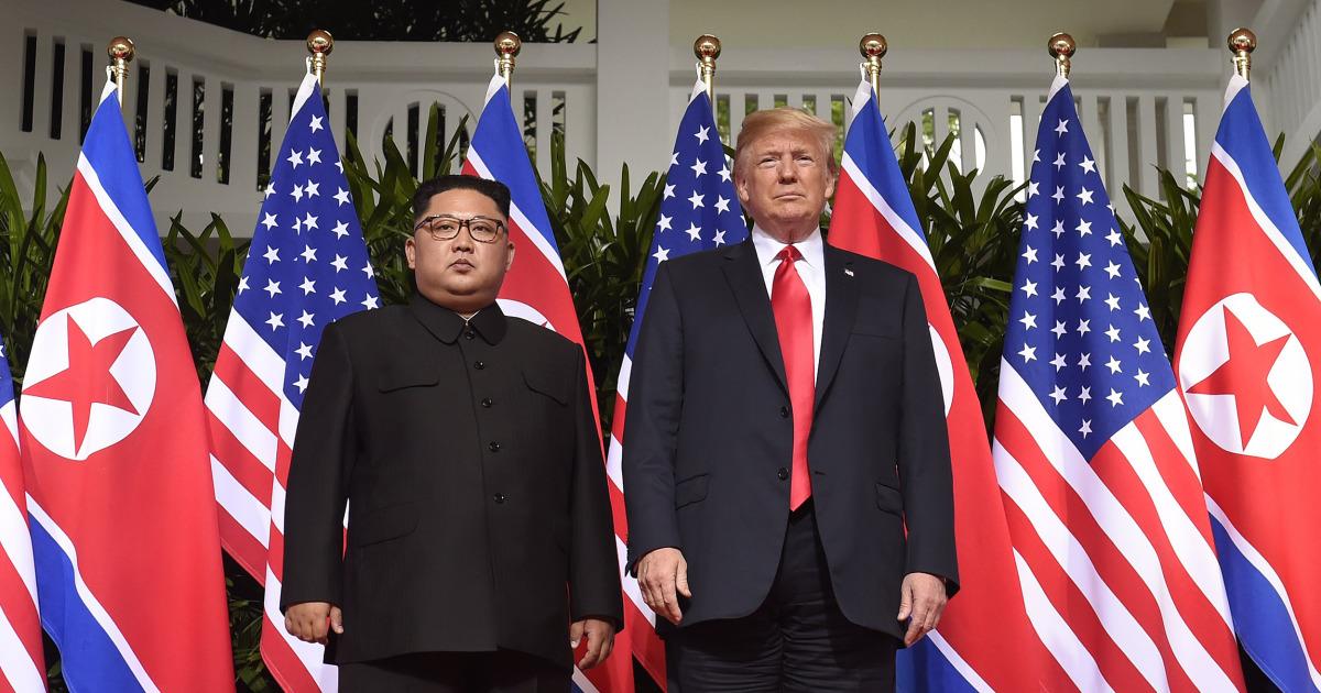 Nordkorea sagt, es wird nicht neu starten, nuke Gespräche trotz Trump Geburtstag Nachricht an Kim