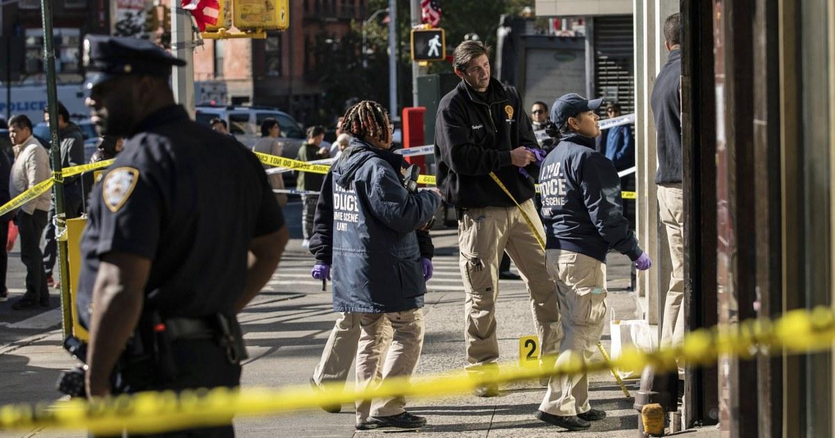 4 pria tunawisma tewas di mengamuk brutal di New York City, polisi mengatakan