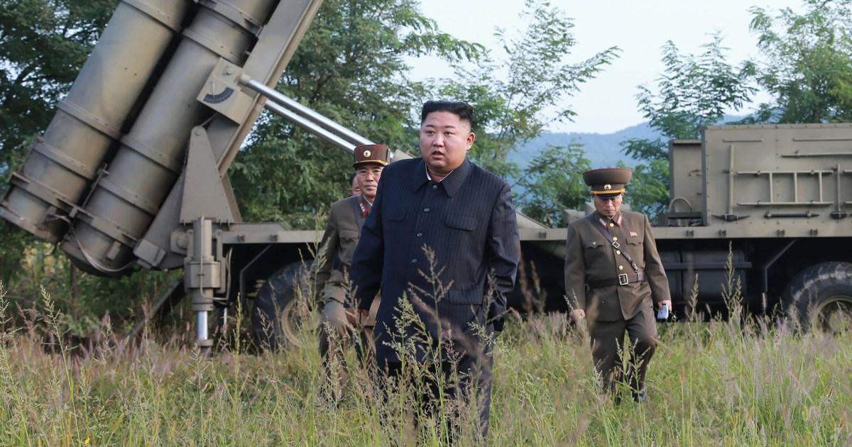 北朝鮮の請求核協議を米国破壊