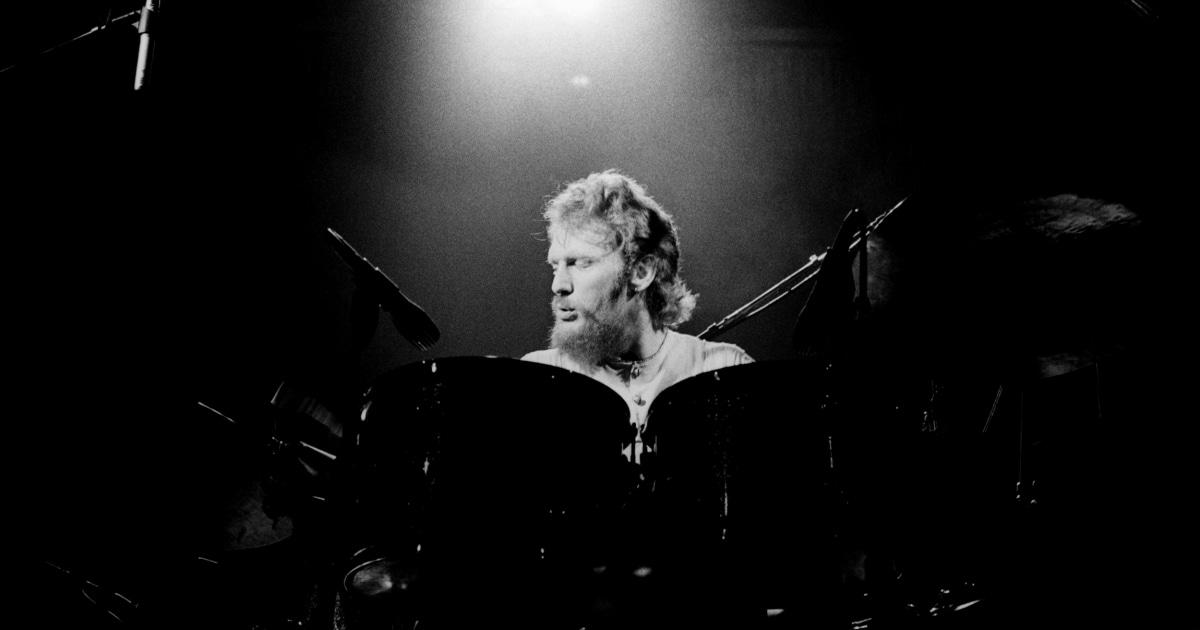 Legendaris Krim drummer Ginger Baker meninggal pada 80