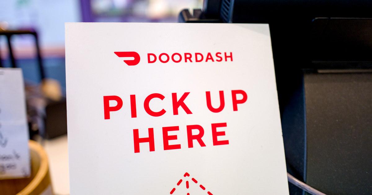DoorDash Fahrer stirbt nach geschossen, während auf die Lieferung