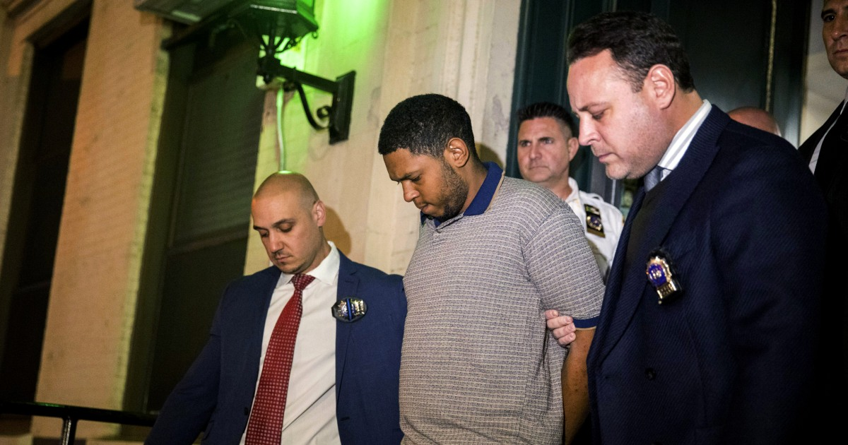 Man charged with murder in beating deaths of 4 homeless men in New York