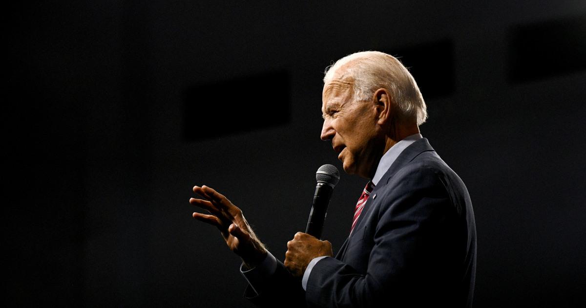 Biden sagte, er war bereit, für Trump-Angriffe, aber jetzt ist er kämpfen, um zu reagieren
