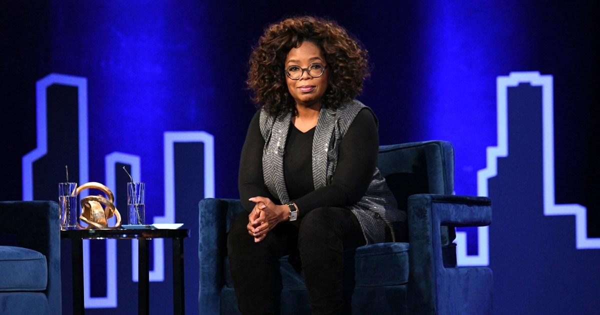 Oprah auf coronavirus: 'Spiel so sicher wie ich nur kann