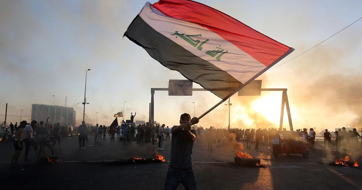イラク原'悪意のある