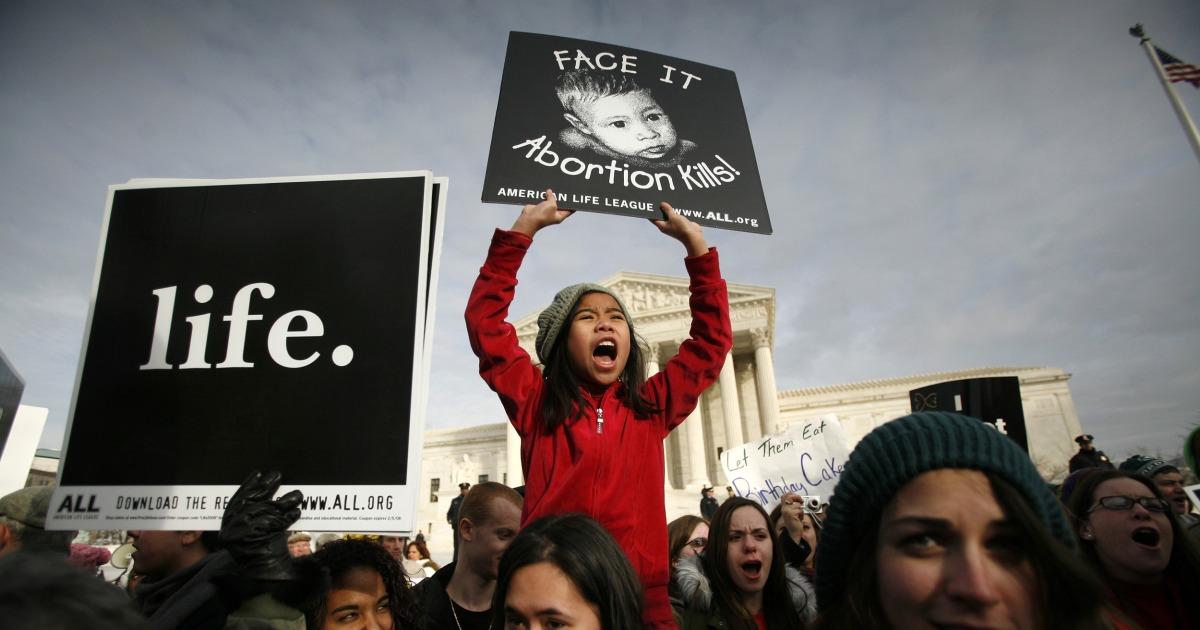 Berikut adalah cara Mahkamah Agung dapat semua tapi akhirnya aborsi tanpa membunuh Roe v. Wade