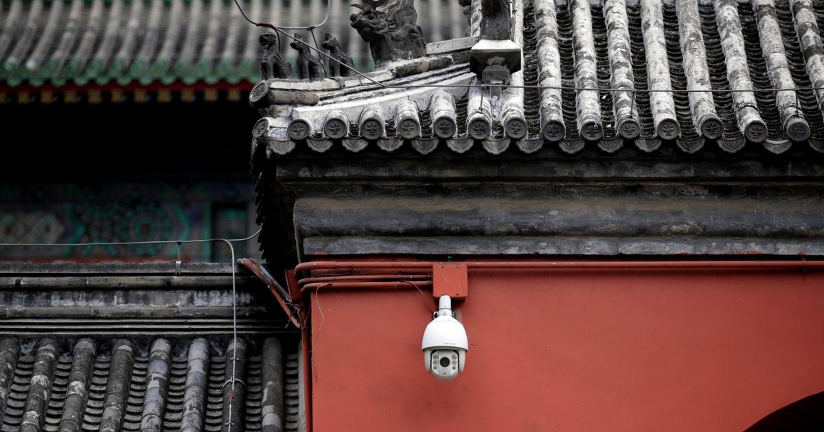 Chinas überwachung Unternehmen verteidigen, nachdem die US-blacklisting