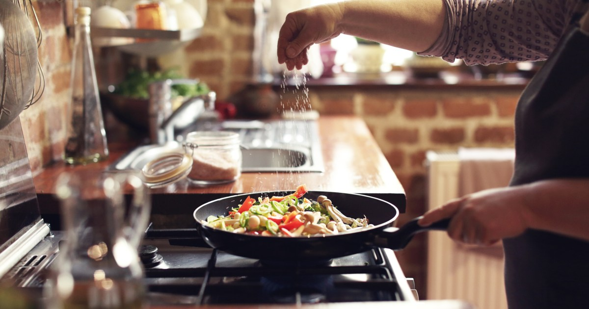 Become a better cook by avoiding these 12 common mistakes