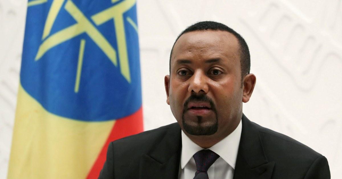 エチオピアの首相賞にノーベル平和賞受賞のための和解の取り組みエリトリア
