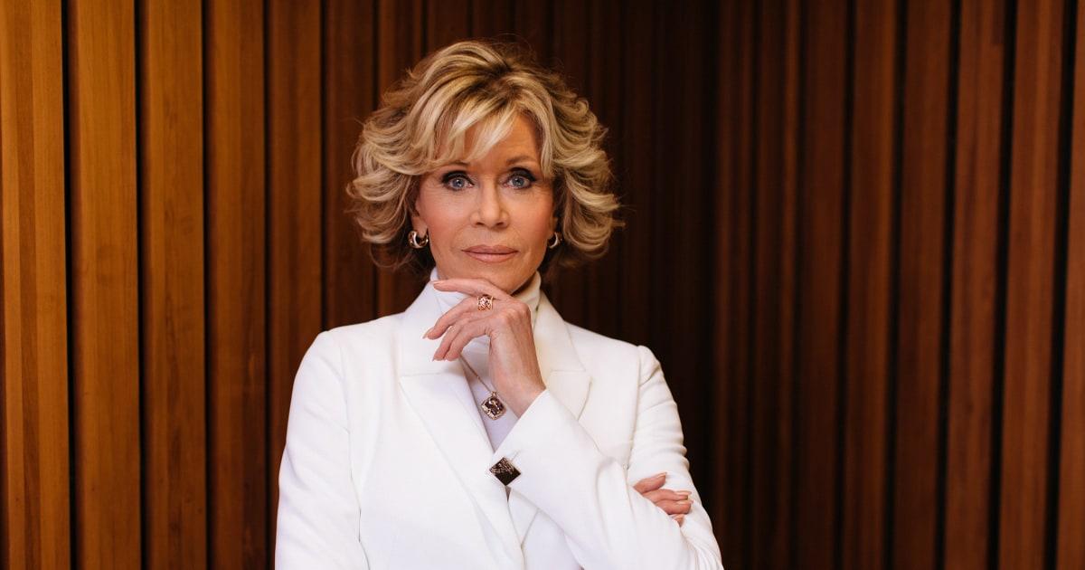 Η Jane Fonda συνελήφθη στο Καπιτώλιο για το κλίμα διαμαρτυρίας