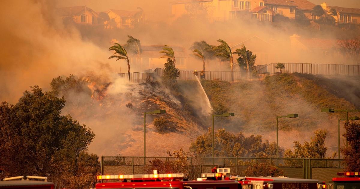 Pemadaman mengekspos kurangnya kesiapsiagaan terhadap kebakaran hutan California, para ahli mengatakan