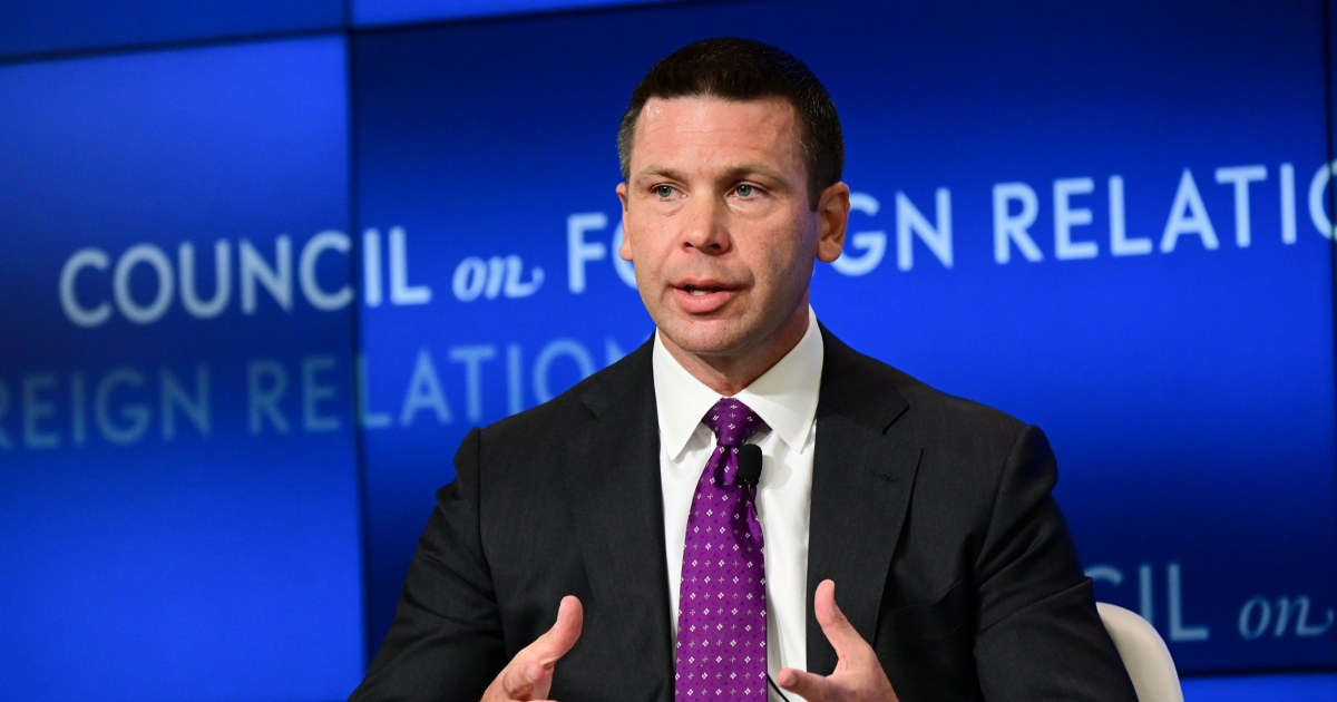 Kevin McAleenan keluar di Homeland Security
