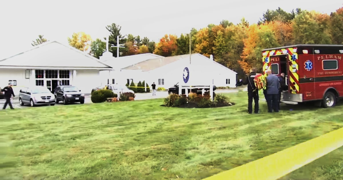 Shooting at New Hampshire wedding may be linked to minister's killing thumbnail